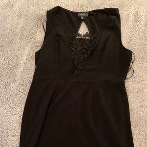 Forever 21 plus size cocktail dress